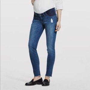 NWT DL1961 Emma Maternity Power Legging Jeans